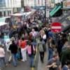 Portobello Road Market em Londres