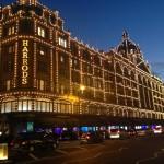 Compras de Natal em Londres