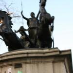 Estatua de Boadicea em Londres