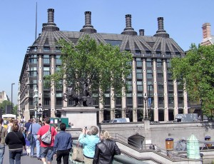 Portcullis house london