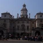 Horse Guards Parade em Londres