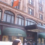 Harrods em Londres