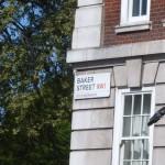 Baker Street Londres