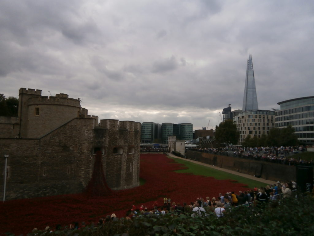 Poppies Torre de Londres