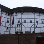 Shakespeare's Globle Theatre em Londres