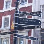 Leicester Square em Londres
