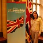 cidadania em Londres
