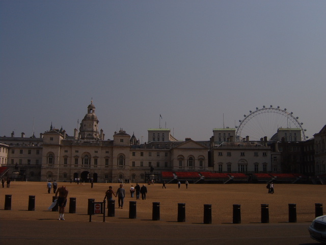 Horse Guards Parade em Londres