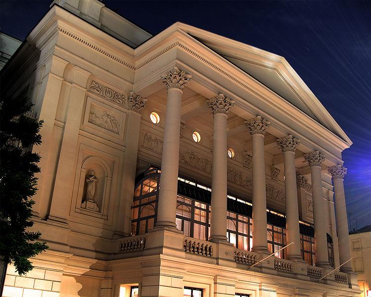Royal Opera House em Covent Garden, Londres