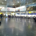 Aeroporto de Gatwick em Londres
