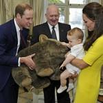 Principe George de Cambridge